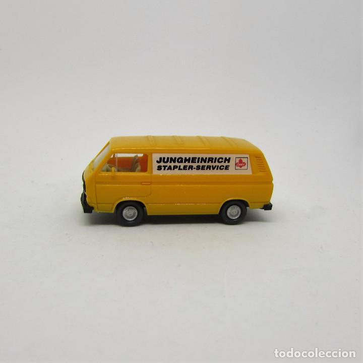 WIKING 290 11 VW BULLY TRANSPORTER T3 FURGONETA ESCALA 1/87 H0 (1341) (Juguetes - Coches a Escala Otras Escalas )