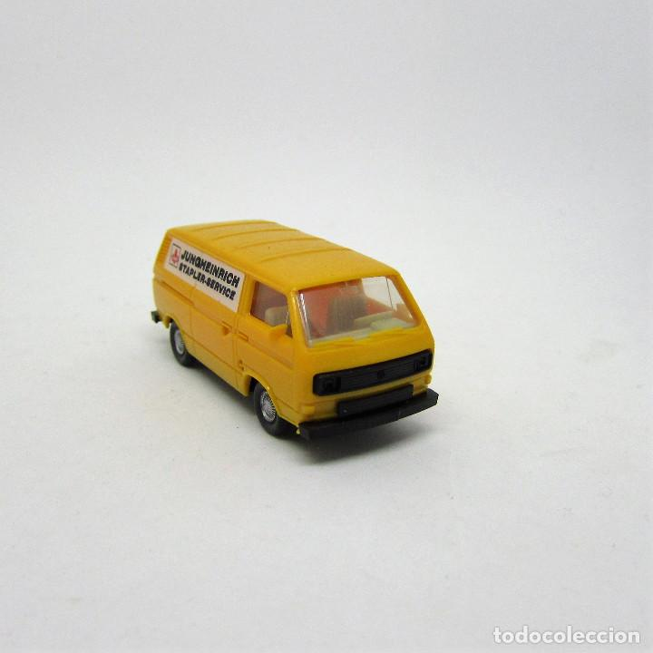 Coches a escala: Wiking 290 11 VW BULLY TRANSPORTER T3 Furgoneta escala 1/87 H0 (1341) - Foto 3 - 115886267