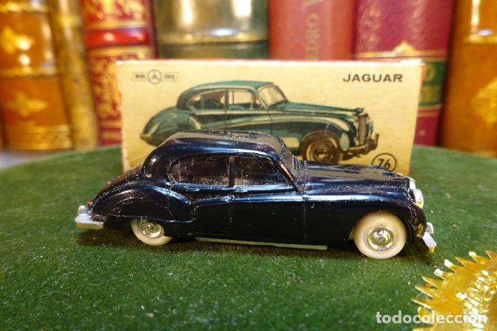JAGUAR - MINI CARS 76 - DIVISION TURISMO - Nº22 - SERIE GB - ANGUPLAS (Juguetes - Coches a Escala Otras Escalas )