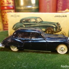Coches a escala: JAGUAR - MINI CARS 76 - DIVISION TURISMO - Nº22 - SERIE GB - ANGUPLAS. Lote 116509079