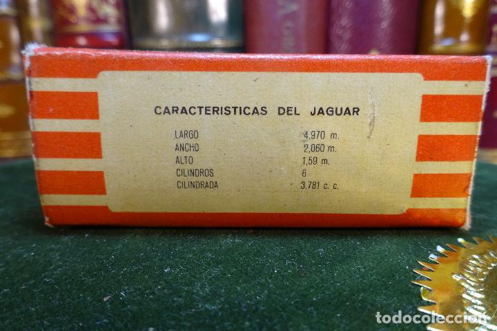 Coches a escala: JAGUAR - MINI CARS 76 - DIVISION TURISMO - Nº22 - SERIE GB - ANGUPLAS - Foto 4 - 116509079