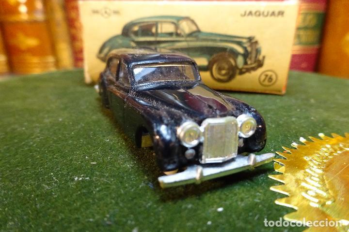 Coches a escala: JAGUAR - MINI CARS 76 - DIVISION TURISMO - Nº22 - SERIE GB - ANGUPLAS - Foto 5 - 116509079