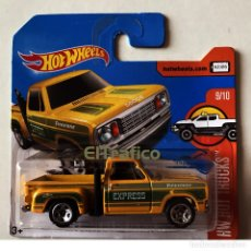 Coches a escala: HOT WHEELS DODGE RED EXPRESS TRUCK 1978 1:64 HOTWHEELS. Lote 81062308
