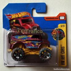 Coches a escala: HOT WHEELS MONSTER DAIRY DELIVERY 1:64 HOTWHEELS. Lote 87964084