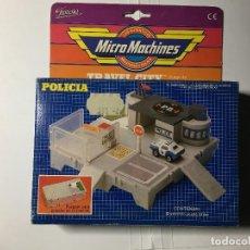 Coches a escala: POLICIA TRAVEL CITY DE MICRO MACHINES DE FAMOSA. Lote 118023223
