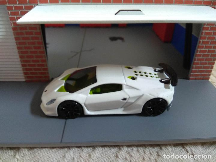 Hot Wheels 2014 Lamborghini Sesto Elemento 1 64 Buy Model Cars At