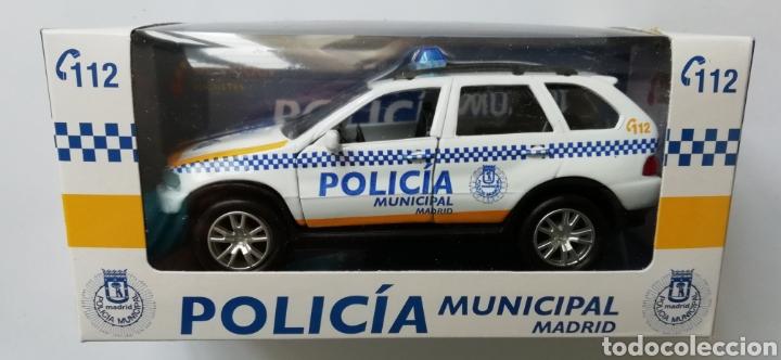 Col Policía Municipal Coches Miniatura Comprar Madrid Coche En De b7yIf6vgY