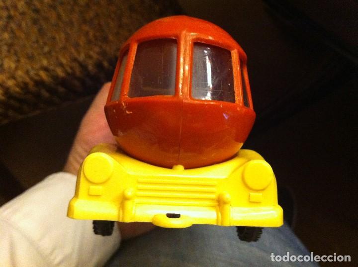 Coches a escala: Camión Hucha Oscar Mayer de Moltó. Años 80s. Salchicha Frankfur. Medidas: 21X12 cms. Wienermobile. - Foto 4 - 119573791