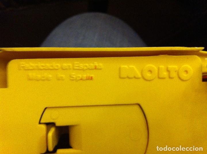 Coches a escala: Camión Hucha Oscar Mayer de Moltó. Años 80s. Salchicha Frankfur. Medidas: 21X12 cms. Wienermobile. - Foto 6 - 119573791
