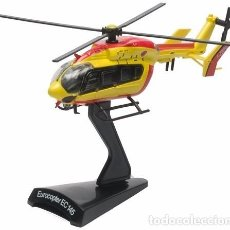 Coches a escala: HELICOPTERO EUROCOPTER EC 145 NUEVO EN BLISTER PRECINTADO. Lote 180470456