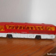 Coches a escala: AUTOBÚS MAJORETTE -ESCALA 1:87-MADE IN FRANCE. Lote 120325063