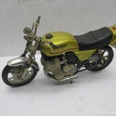Coches a escala: GUILOY - MOTO HONDA CB X SUPER SPORT. Lote 120406815