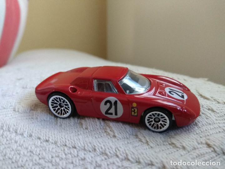 hot wheels ferrari 250 lm 1/64 - buy model cars at other scales at