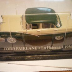 Coches a escala: FORD FAIRLANE LA HABANA 1956 ESCALA 1/35 EN SU BLISTER DE PLÁSTICO. Lote 120918971