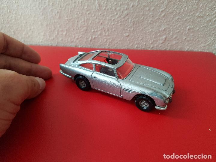 Coche Corgi Martin Aston Britain Antiguo 007 Bond James Db5 m8w0NvnO