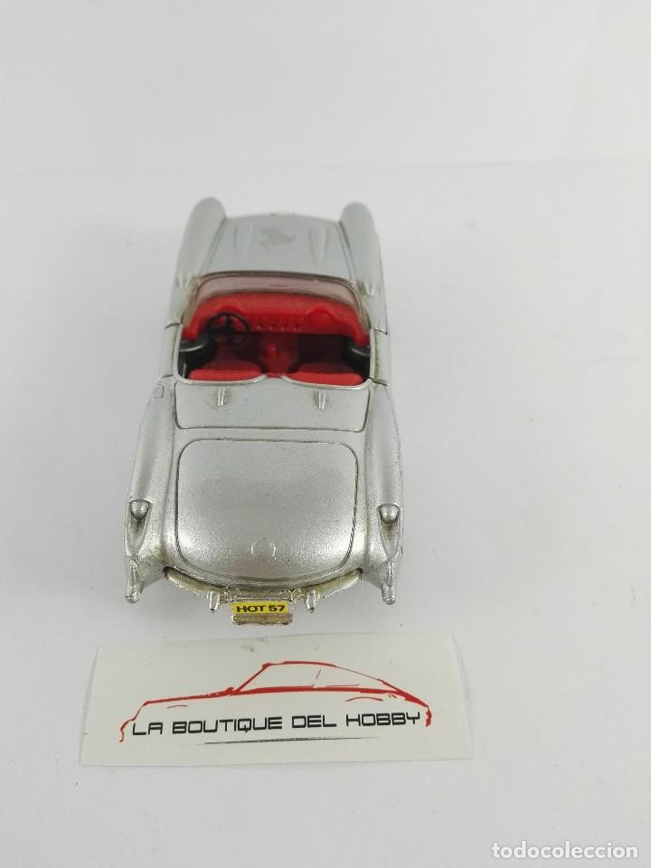 Coches a escala: CHEVROLET CORVETTE 1957 MAISTO ESCALA 1:39 - Foto 4 - 121158667