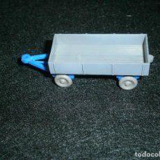Coches a escala: WIKING ANTIGUO, 1/87, LKW-ANHÄNGER , TYP 4, REF. 524/1. Lote 121627039