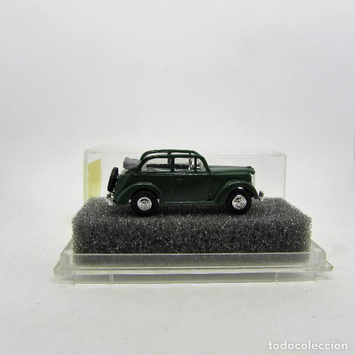 1//87 busch Opel Olympia 38 verde pálido 41100