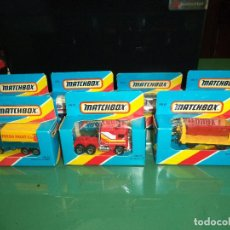 Coches a escala: LOTE MATCHBOX. Lote 122131415