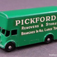 Coches a escala: REMOVAL VAN PICKFORDS MATCHBOX LESNEY Nº 46 AÑOS 60. Lote 122567863