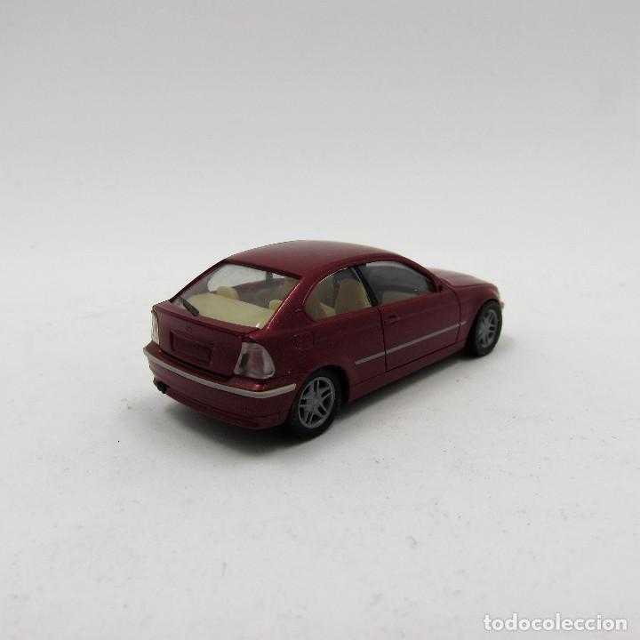 Herpa Bmw 325 Ti Compact E46 5 Granate Escala 1 Sold Through