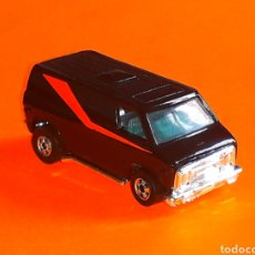 Coches a escala: GMC VAN THE A-TEAM, EL EQUIPO A, METAL, ESC. APROX. 1/65, HOT WHEELS 1ª SERIE, ORIGINAL AÑOS 80.. Lote 127551916