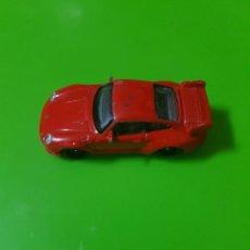 Coches a escala: PORSCHE 911 GT PRECIOSO DEPORTIVO EN MINIATURA FABRICADO EN METAL. Lote 128495019