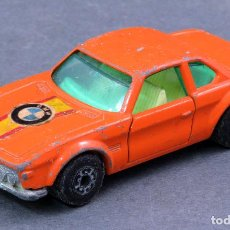 Coches a escala: BMW 3 0 LESNEY MATCHBOX SUPERFAST Nº 45 MADE IN ENGLAND AÑOS 70. Lote 128968207