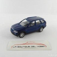 Coches a escala: BMW X5 MAJORETTE ESCALA 1:64. Lote 128994363