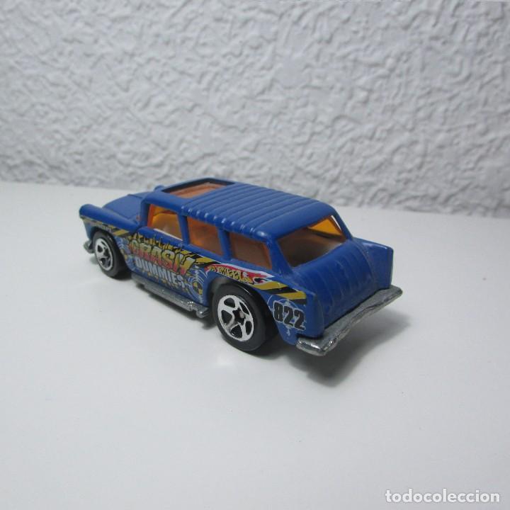 Coches a escala: Coche metal Hot Wheels Mattel Chevy Nomad 1969 - Foto 4 - 129422335