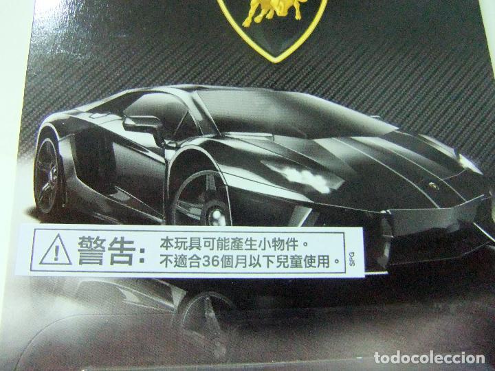 lamborghini aventador - hot wheels mattel - esc - kaufen modellautos