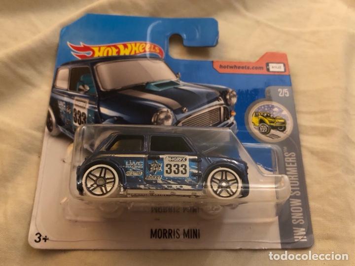 Morris Mini Hot Wheels Escala 164 2017 Buy Model Cars At Other