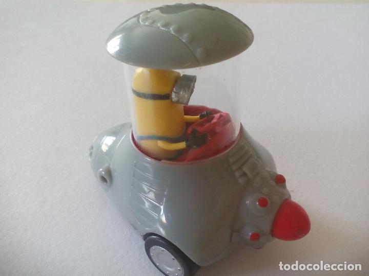 Studios Mi Pelicula Coche FavoritoUniversal Miniatura Minions Mondo Gru Villano Motors La De vmNwO80n