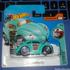 Coches a escala: HOT WHEELS VOLKSWAGEN BEETLE. Lote 130862240
