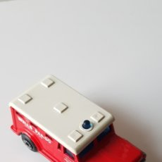 Coches a escala: MATCHBOX 69 ANTIGUO 1979. Lote 131455321