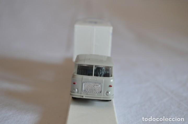 Coches a escala: Camión con semirremolque Skoda. Esc. 1/87. Permot. romanjuguetesymas. - Foto 6 - 131479846