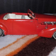 cord 812 matchbox models of yesteryear