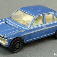 Coches a escala: PEUGEOT 604 MAJORETTE Nº 238 MADE IN FRANCE AÑOS 80. Lote 132295446