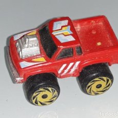 Coches a escala: MICRO MACHINES MICROMACHINES : ANTIGUO COCHE MINIATURA ROAD CHAMPS AÑO 1987. Lote 132474486