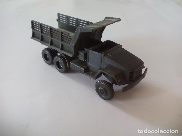 Coches a escala: ROCO. made in AUSTRIA. CAMIÓN MILITAR . miniatura, maqueta, modelismo. - Foto 2 - 132574402