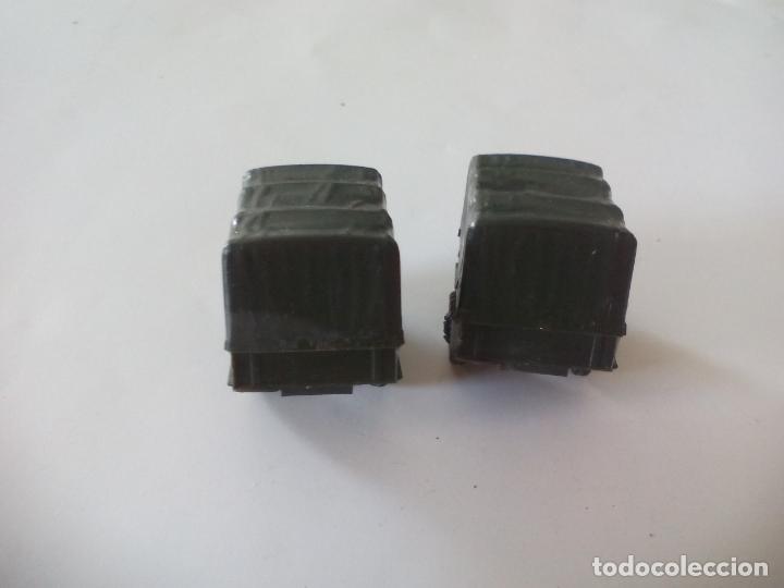 Coches a escala: ROCO. made in AUSTRIA. 2 remolques, de camión coche militar. miniatura, maqueta, modelismo. - Foto 3 - 132587138