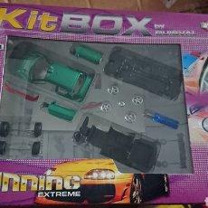 Coches a escala: CAJA A ESTRENAR KIT BOX TUNNING EXTREME DE GUISVAL. Lote 133251225