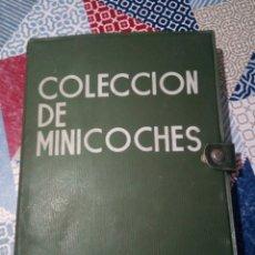 Coches a escala: COLECCION DE MINICOCHES PAYA 9 COCHES. Lote 133646129