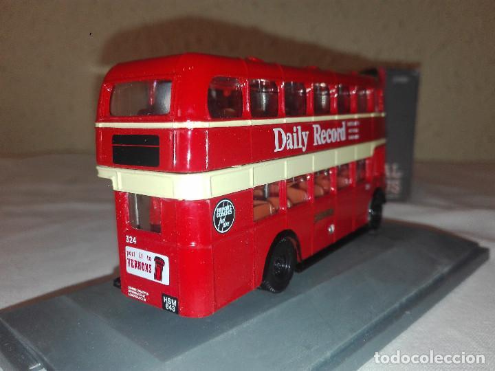 Coches a escala: Autobus 2 pisos BriSTOL K6A Caledonian Omnibus , Corgi Toys escala 1/76 - Foto 4 - 133688054