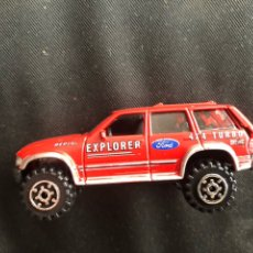 Coches a escala: FORD EXPLORER GUISVAL / VINTAGE / MADE IN SPAIN. Lote 134186926