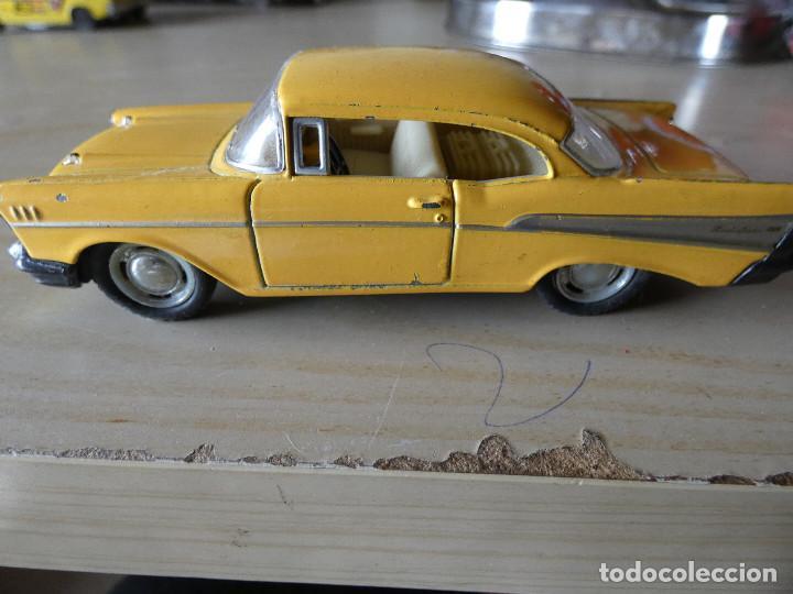 Coche Chevrolet Bel Air 1957 De Kinsmart 140 Comprar Coches En