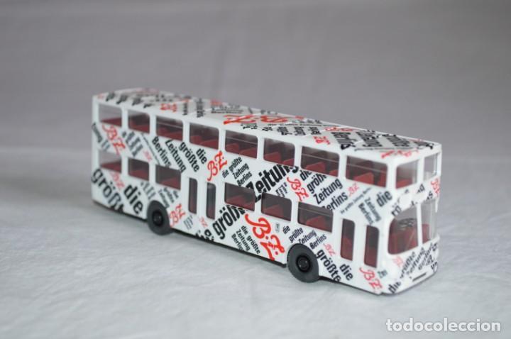 Coches a escala: Autobús Man SD 200 Belín bus. Ref. 73026. Esc. 1/87. Wiking. romanjuguetesymas. - Foto 4 - 134571678