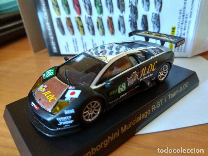 Kyosho 1 64 Lamborghini Murcielago R Gt Black T Buy Model Cars At