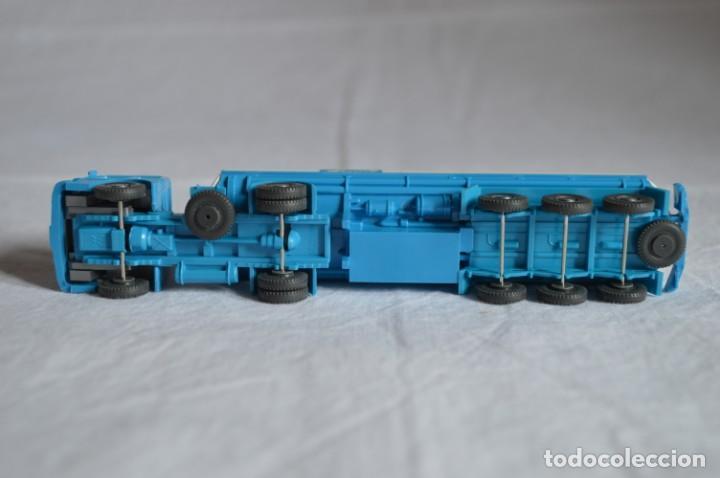 Coches a escala: Camión Man cisterna para combustible. Ref. 542. Esc. 1/87. Wiking. romanjuguetesymas - Foto 8 - 135024414