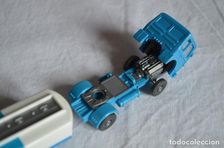 Coches a escala: Camión Man cisterna para combustible. Ref. 542. Esc. 1/87. Wiking. romanjuguetesymas - Foto 9 - 135024414
